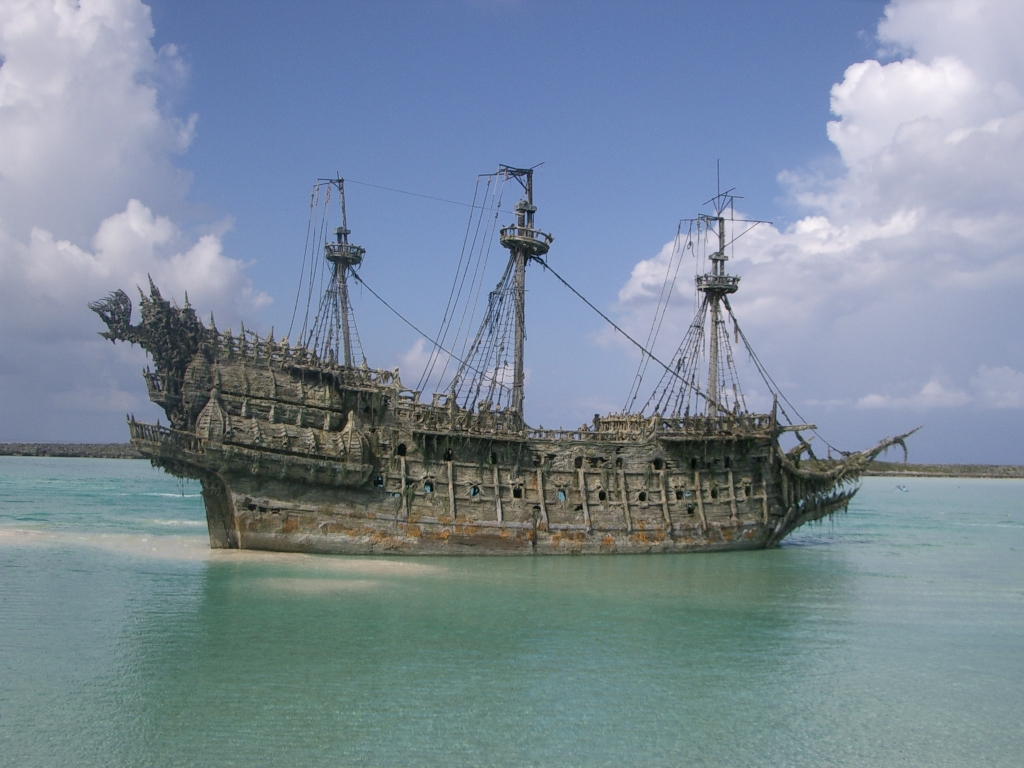 The Flying Dutchman What Ship Hobbytalk